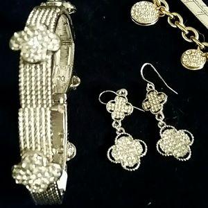 Jewelry - Costume bracelets and earrings